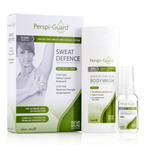 Dual Action Sweat Defence