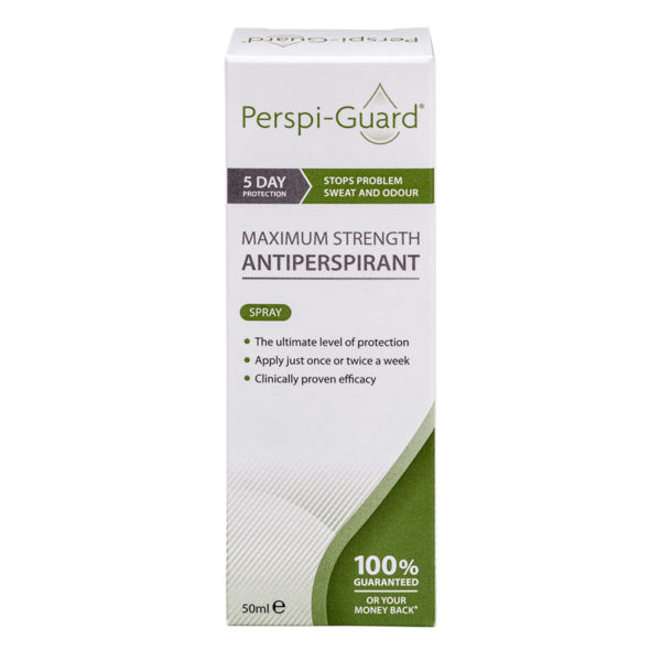 Perspi-Guard Antiperspirant Treatments