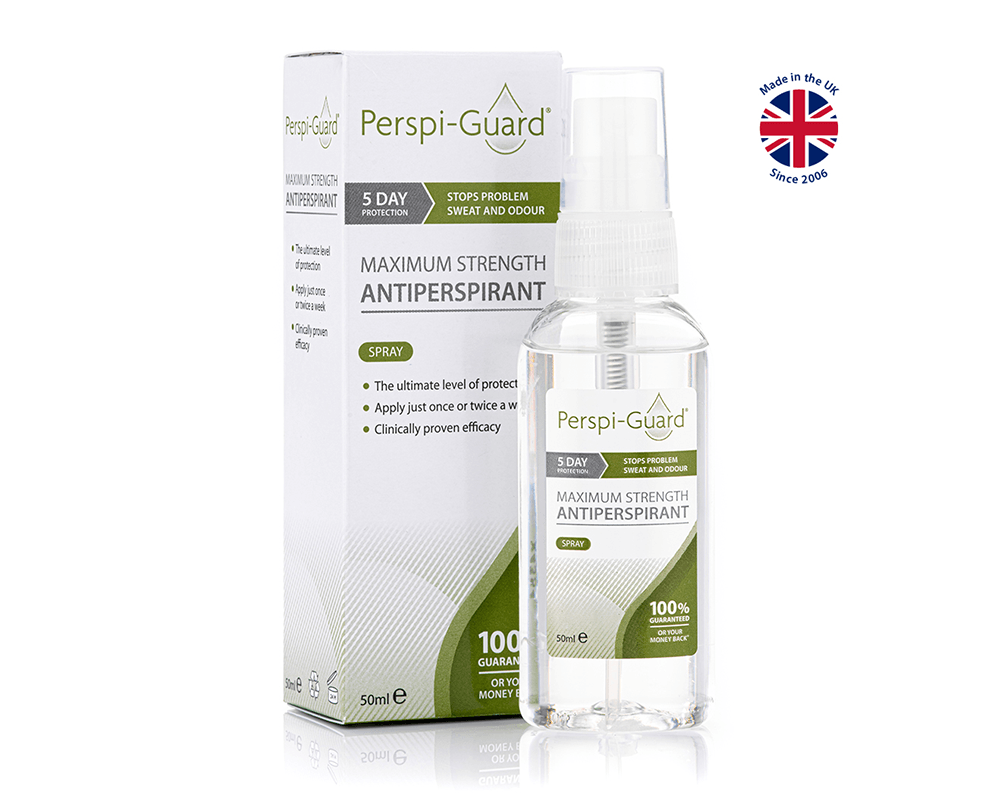 Perspi-Guard® Maximum Strength Antiperspirant Spray