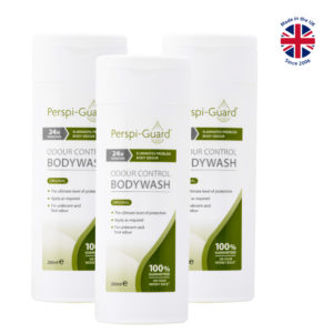 Perspi-Guard Bodywash Triple Pack Odour Control