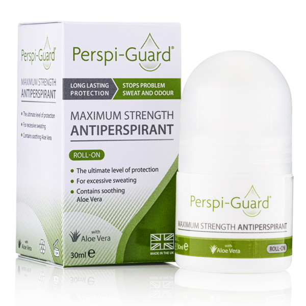 Perspi-Guard Roll On Antiperspirant Twin Pack